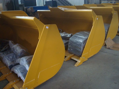 XCMG Wheel Loader Bucket Assmbly