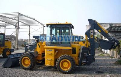 XCMG WZ30-25 Backhoe Loader