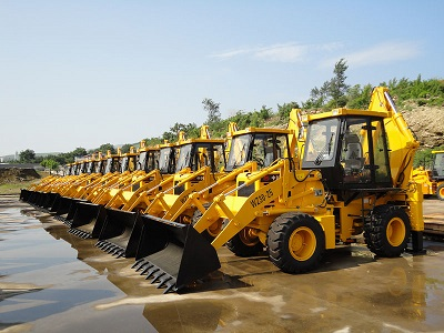 ROADWIN Brand WZ30-25 Backhoe Loader