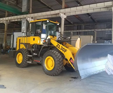 ZL30F 3 ton  Wheel Loader